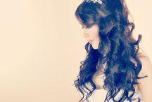 Wedding Dress, Hair & Makeup / by Jessie Milazzo