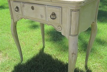Sewing Drawers and tables / by Karen Towns