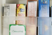 Organizing Tips / by Jamie {Scattered Thoughts of a Crafty Mom}