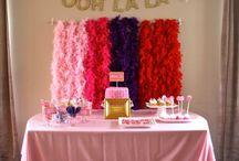 Fancy Nancy Party / by Jennifer Michaelis