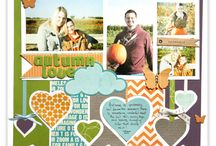 Scrapbooking / Card Making Ideas / by Lindsey Amistadi