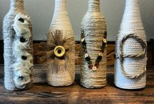 Bottle craft / by Mirela Marinca