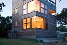 Modern Unique Houses / by Brandon Lahoud