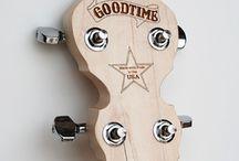 Deering Goodtime Banjos / by Jim Brown