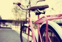 Beach Cruisers / Bicycles / by Karen Brooks
