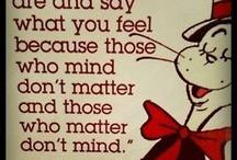 Quotes & Sayings / by Lisa Botelho