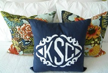 Our Customers / See how our customers feature their LM items at home. / by Luxury Monograms
