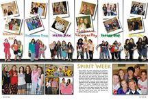 Yearbook Ideas / by Rhonda Williams