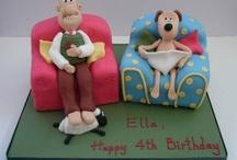 Wallace & Gromit / by Sue Nickel Brunson