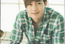 kim hyun joong / by nonna shawky