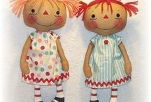 Dolls / by Susan O'Halloran