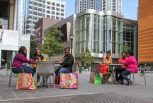 Living in Charlotte / JCSU is located right outside the Uptown Charlotte, where there is plenty of shopping, dining, culture and nightlife to enjoy. / by Johnson C. Smith University