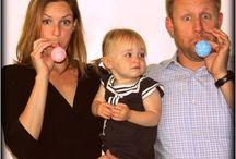 maternity photos and gender reveal / by Cassandra Schloss