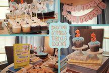 Vintage Story time/library Party Inspiration / by Liz Archard