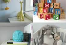 Nursery Ideas / by Stork Deliveries by April