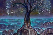 Tree of life / Kabbalah  / by Barbara Konwinski