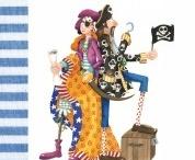 Piratas / by Eva Moriel