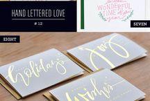 CARDS / by ZARYA SHINES