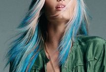 next hair / by Kym NonStop