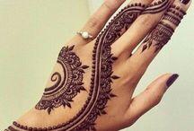 Henna / Henna/Mehandi / by Melissa Strobel