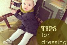 Dressing the kiddos. / by DeShondra Michelle