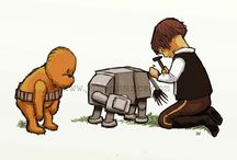 Star Wars / by Patricia Marinelli