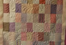 luv the quilting / by Lisa Bongean
