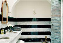 New Home Bath / by Sarah Paskauskas Baumgardner