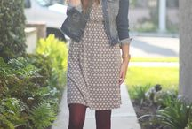 My style fall/winter / by Melissa Robinson