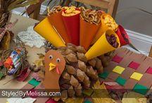 Thanksgiving / by Mama Maggie's Kitchen - Maggie Unzueta