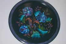 My Decorative Paintings / by Pampered Palette