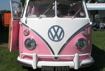 VW Buses / by Donna Streetenberger