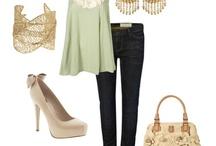 The Closet / Fashion  / by Destiny White
