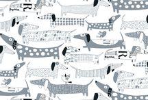 wiener dog stuff / by Judy Duffy