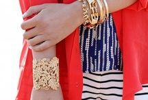bracelets / by shopfreak