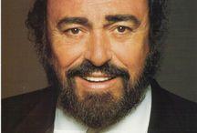 pavarotti, ti voglio molto bene, bel canto, / La voce dello Angelo, tanto bello / by dee dee cook