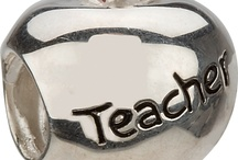 Teacher Charms & Beads / by Classic Charms