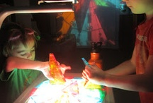 LightBox & Projector Play / by Ice's Partito