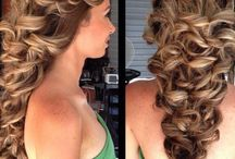Hairstyles / by Laura Lee