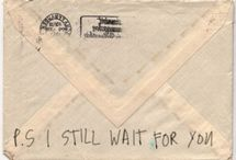 Snail Mail. / by Taylor Coté