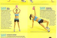 Motivation for fitness  / by Samantha Bretz