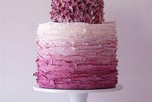 Cake / by Tori W