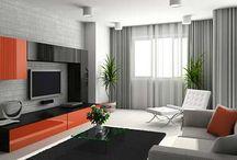 Interior Design Ideas / by Samantha Clemens