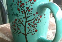 Painting Pottery / by Missie Clements