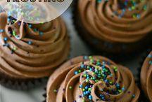 desserts / by Pat Davidson