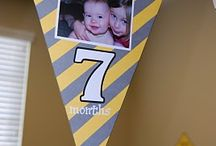 Liam's birthday / by Kelley Hook