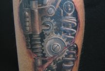 Rob's Tatoo / by Sonny Painter