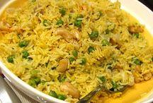 Rice Recipes / by Jasmeet Kaur