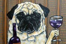 WINE ~ All Things Art / by D' Vine Wine Time