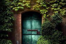 doors / by Roxann Dyess